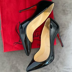 Christian Louboutin Pigalle Pointed Toe Pumps